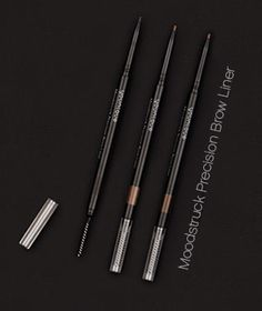 Moodstruck Precision Brow Liner Gel! Brush on this nourishing fiber Precision Brow Gel from Younique formulated with squalane from Uplift Eye Serum to both shape and tame existing brows while filling in and thickening sparse areas. To purchase yours contact me @ www.belayou.com