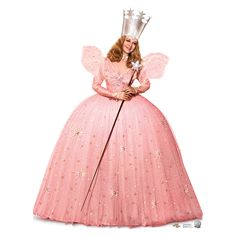 Advanced Graphics Glinda The Good Witch Life Size Cardboard Cutout Standup - The Wizard of Oz Anniversary Film) Diy Costumes, Cosplay Costumes, Halloween Costumes, Costume Ideas, Halloween Ideas, Halloween Party, Halloween 2019, Halloween Outfits, Ghost Costumes
