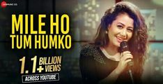 Mile ho tum hum ko - Neha kakkar and Tony kakkar Lyrics Romantic Song Lyrics, Romantic Love Song, Romantic Songs Video, Love Songs Lyrics, Cute Love Songs, Latest Video Songs, Latest Song Lyrics, Bollywood Music Videos, Bollywood Movie Songs