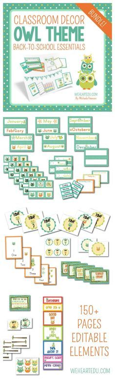 Cute little book hospital These book hospital labels have an owl - hospital organizational chart