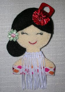 Con Fieltro y Algo Más Felt Crafts Patterns, Crafts For Kids, Arts And Crafts, Yarn Dolls, Quinceanera Decorations, Diy Purse, Brooches Handmade, Felt Diy, Andalucia