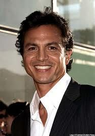 Benjamin Bratt, actor, born 1963 in San Francisco.  His mother is a Peruvian; father was an American of German/English descent.  Married to Talisa Soto w/ 2 children.