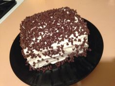 No Bake Ice Cream Sandwich Cake, easy step by step instructions