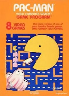 Pac-Man.  This game got played so much at my house that images of ghosts and pac-man were burned into my tv set.  You'd be watching Cheers and see a snowy ghost go running by!