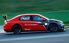 WTCC: Citroen Racing corre em Paul Ricard com lastro de 80 Kg