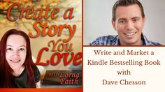 Write and Market a Kindle Bestselling Book with Dave Chesson #CASYLVideoInterviews
