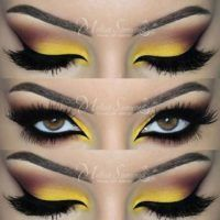 New Trends of 2017 Colorful Eye Makeup 023