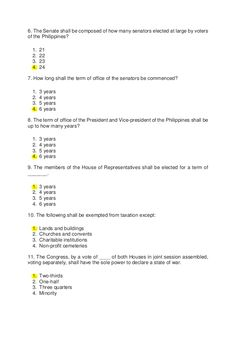 Civil service exam complete reviewer philippines 2017 (1)