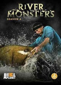 Jeremy Wade risks life and limb in the fourth season of RIVER MONSTERS as he continues to search for the deadly creatures that make their homes in freshwater rivers.