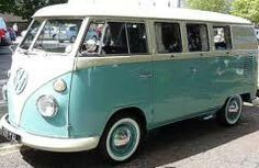 VW bus... I still want one of these!