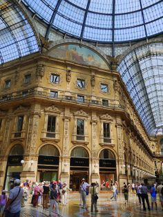Milan, Italy | Our Long Drive Home