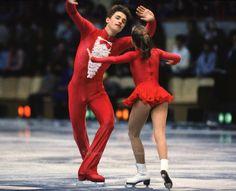 katia gordeeva & sergei grinkov, 1986, figure skating