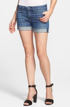 #Vince                    #Bottoms                  #Vince #Distressed #Rolled #Denim #Shorts           Vince Distressed Rolled Denim Shorts                                          http://www.seapai.com/product.aspx?PID=5181140