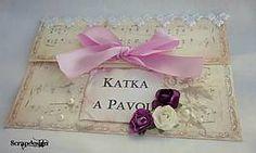 Svadba - Svadobná obálka na peniaze - 5183649_