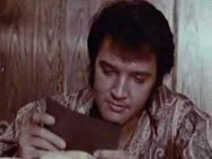 """Elvis picks his nose during film documentary  """"That's The Way It Is"""" in his suite at the Las Vegas Hilton - Opening Night: August 1970"""