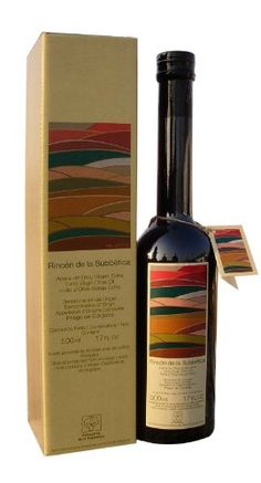 Rincon De La Subbetica- Award Winning, Organic Cold Pressed EVOO Extra Virgin Olive Oil, 2012-2013 Harvest, 17-Ounce Glass Bottle - http://goodvibeorganics.com/rincon-de-la-subbetica-award-winning-organic-cold-pressed-evoo-extra-virgin-olive-oil-2012-2013-harvest-17-ounce-glass-bottle/