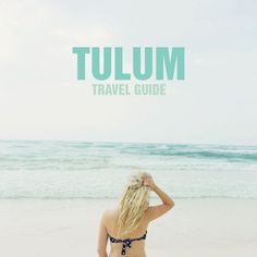tulum? WOW. seriously, wow. i have been to mexico quite a few times but this time was really special....