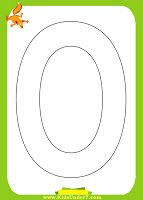 Free printable alphabet coloring pages. Alphabet coloring pages for preschool, kindergarten and elementary school children to print and co. Alphabet Letter Templates, Alphabet Coloring Pages, Kindergarten Worksheets, Child Development, Elementary Schools, Free Printables, Preschool, Symbols, Lettering
