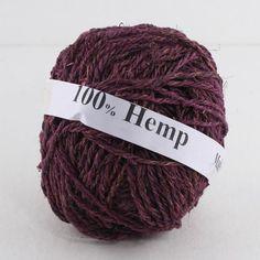 Hemp Yarn 3-Ply