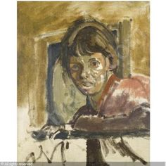 SICKERT Walter Richard - CICELY HEY