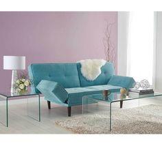 Scoot 3 seater futon - Fantastic Furniture