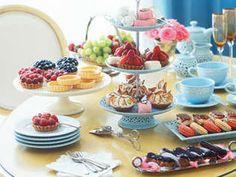 High Tea Tips : Best tea parties and tea food images tea time sweet recipes