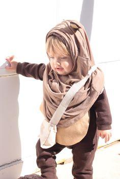 Hidden Cupcakes...: Last Minute Star Wars Costume #2...