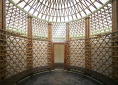 The First Annual International Bamboo Architectural Biennale Explores Material's Use in Contemporary Design   Colossal