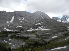 Burstall Pass Kananskis