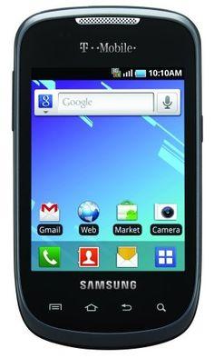 Samsung Dart Prepaid Andriod Phone (T-Mobile) omg wow