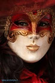maschere veneziane