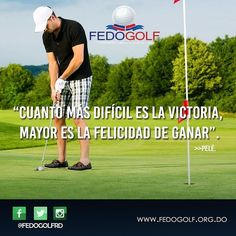 Feliz viernes. #fedogolfRD #golf #swing #passion #pasion #field #camp #putter #hoyo