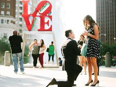 The story of how you proposed will be told to friends and strangers for the rest of your lives (no pressure!). Our advice: Put your own spin on one of these romantic, and foolproof, proposal ideas.