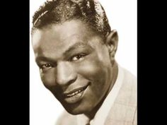 Nat King Cole: my favorite jazz singer Hoagy Carmichael, Natalie Cole, Nat King, Jazz Artists, Music Artists, King Cole, Lonely Heart, Christmas Music, Kinds Of Music