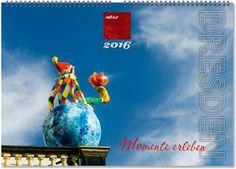 A2 Kalender Dresden