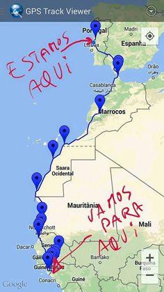Dia 1 de Maio, arrancou a Missão Guiné 2015… Os LAZY MILLIONAIRES arrancaram para mais de 5000 quilómetros de estrada, deserto e muita aventura. Levam viaturas e muito material escolar e hospitalar. http://isaguedes.com/e/missao-guine-dia-1-a-partida