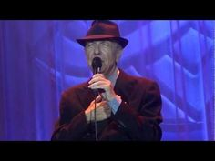 Leonard Cohen, Closing time followed by Save the last dance, Amsterdam, ...