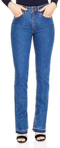 Sandro Viky Straight-Leg Jeans