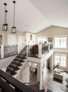 Dream Home Design, My Dream Home, Home Interior Design, Dream House Interior, Luxury Homes Dream Houses, Interior Office, Room Interior, Interior Minimalista, House Stairs