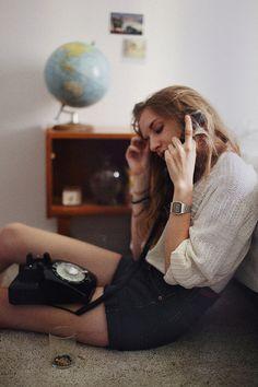 http://petit-cahier.com by ssssssssssssss3 on Flickr.    I want one of those phones