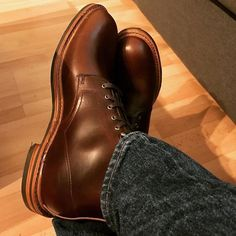 In Review The Allen Edmonds Higgins Mill Boot Allen