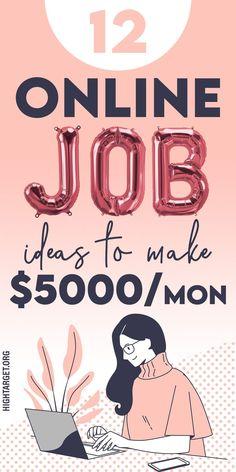Earn Money Online, Make Money Blogging, Online Jobs, Online Earning, Work From Home Moms, Make Money From Home, Way To Make Money, Online Group, Online Business