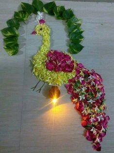 Rangoli Designs Flower, Small Rangoli Design, Colorful Rangoli Designs, Rangoli Patterns, Rangoli Designs Images, Rangoli Ideas, Rangoli Designs Diwali, Flower Rangoli, Beautiful Rangoli Designs