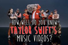 Can You Pass This Increasingly Difficult Taylor Swift Music Video Quiz