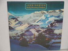 John Denver Rocky Mountain Christmas RCA by notesfromtheattic, $10.00