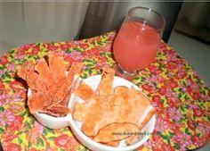 Chips Crocantes de Presunto e Peito de Peru