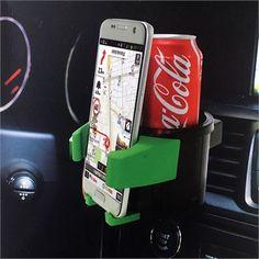 Bardaklı Telefon Tutucu Beverages, Drinks, Coca Cola, Soda, Canning, Coke, Drink, Home Canning, Beverage