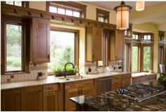 1000 Images About Prairie Style Kitchen On Pinterest