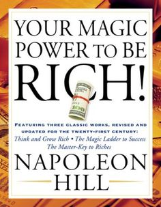 Your Magic Power to Be Rich! (NOOK Book)