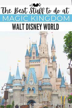 Magic Kingdom Checklist